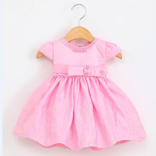 Online Shop Newborn Baby Girl Dresses Vestidos De Menina Princess ...