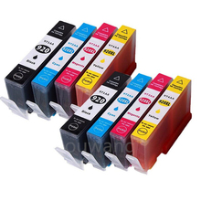 8pcs compatible ink cartridge for 920XL officejet 6000 6500 6500A 7000 7500 7500A for 920 with chip full ink E709c/E709 printers flash sale new for hp920 xl 920 compatible yellow ink cartridge with chip for hp officejet 6000 6500 6500a 7000 7500 7500a