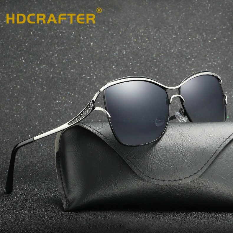f6fa564f54 Sunglasses Women Polarized Aluminum 2018 UV400 High Quality Ladies Luxury  Brand Designer Sun glases For Female
