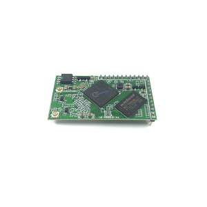 Image 2 - Супер мини модуль Wi Fi 300 м беспроводной передатчик и приемник маршрутизатор wifi pcba модули