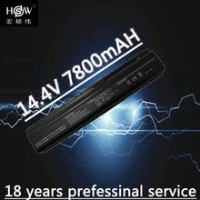 цена на 7800mah BATTERY FOR HP Pavilion DV9000 DV9100 DV9200 DV9300 DV9400 DV9500 DV9600 DV9700 HSTNN-IB34 HSTNN-LB33 batteria akku