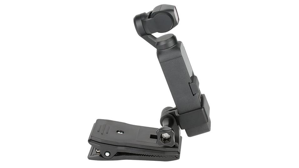 Ulanzi OP2 Gimbal Accessories for Dji Osmo Pocket Vertical Gimbal Base Holder Fixed Mount 1/4 Screw USB Charging Port Type-C 15
