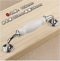 10pcs/lot Free shipping Wholesale Furniture hardware Cabinet knobs and handles Drawer knobs Kitchen handles Pull handles 152mm