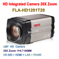 Best 2.0Megapixel Full HD 1080p 60fps Camera Onvif 20X Zoom With HDSDI LAN HDMI Output For conference system, remote training