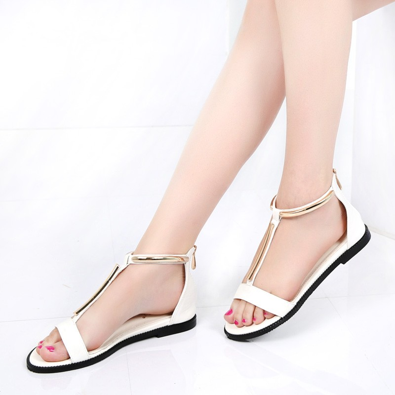 Female Europe shoes <font><b>pinch</b></font> slippers new bow flip-flops in summer Women with beach shoes Anti-slip clip toe is <font><b>cool</b></font> slippers