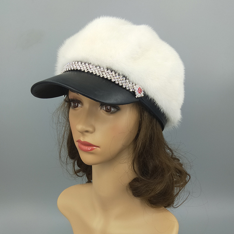 Delle donne di Nuovo Cappellini Club1 Ombrello Visiera IN PVC Trasparente delle Donne Cappello da Sole Da Uomo mens cappelli e Cappellini d'oro cavalieri del berretto da baseball - 5