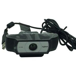 Image 2 - 新しい本物 100% ロジクールウェブカメラ C930E/C930C FHD カメラ 1920*1080 720P の HD ウェブカメラ DDP ASOS ウェブカメラ送信スタンド
