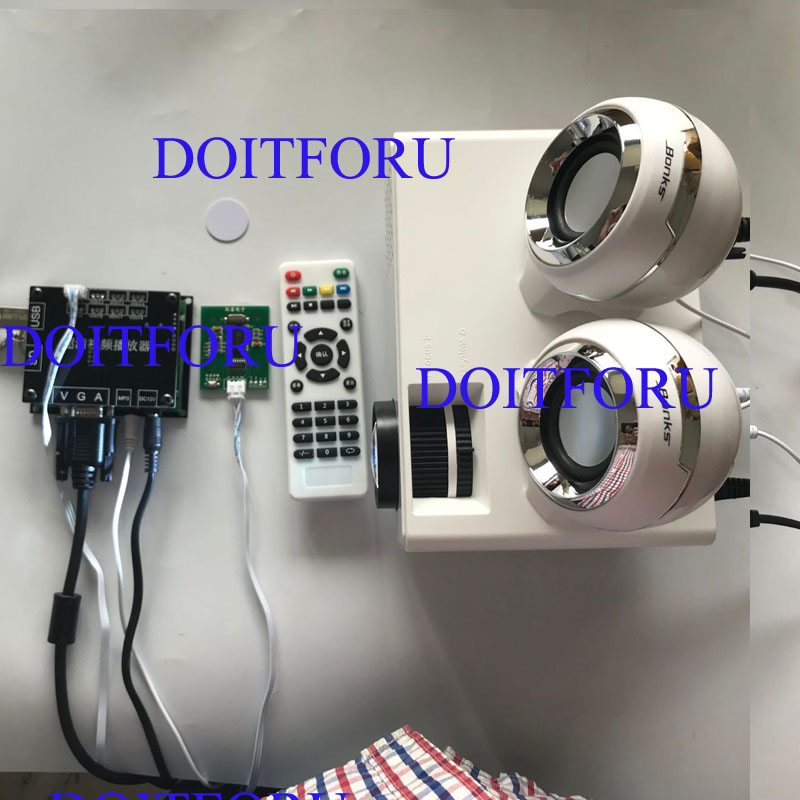 Access Control Escape Room Game Magnetic Metal Sensor Triggered Projector Prop Metalic Objector Close To Get Picture Or Number Password Clue