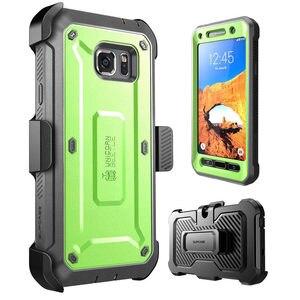 Image 5 - Samsung Galaxy S7Active kılıf SUPCASE UB Pro serisi tam vücut sağlam kılıf darbeye dayanıklı kapak için dahili ekran koruyucu ile