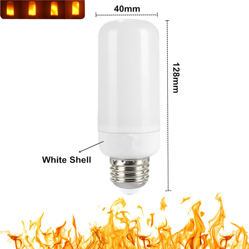 7W Big White Shell