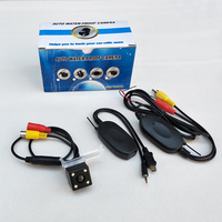 Car Parking Camera For Citroen C Elysee / DS 3 5 / DS3 DS5 / RCA AUX Wire Or Wireless / HD CCD Night Vision Rearview Camera
