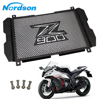 Nordson Motorcycle Radiator Guard Grille Cover Steel Protector Z900 For KAWASAKI Z900 2017 2018 High Quality Aluminium Radiator