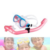 Child Pool Accessory Swim Kids Children Safe Snorkeling Set Swimming Water Sports For Kid 3 8 Years Old
