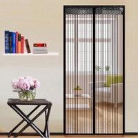 Hot Sale 1Pcs 1 2 1m Summer Style Mesh Prevent Mosquito Kitchen Door Screen Durable Cur
