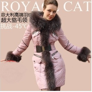 2016 Winter Jacket Women Dowm parkas Luxury Down Jackets fur collar down coats medium-long female thicken Down Coat Outwear sayoon dc 6v contactor czwt150a contactor with switching phase small volume large load capacity long service life