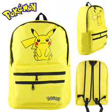 Pokemon Backpack Boys Girls Laptop School Shoulder Bag Pocket Monster Pikachu Backpack for Teenagers Schoolbags Mochila Rucksack