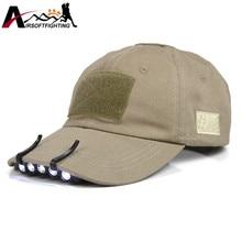 Outdoors Survival LED Hat Light