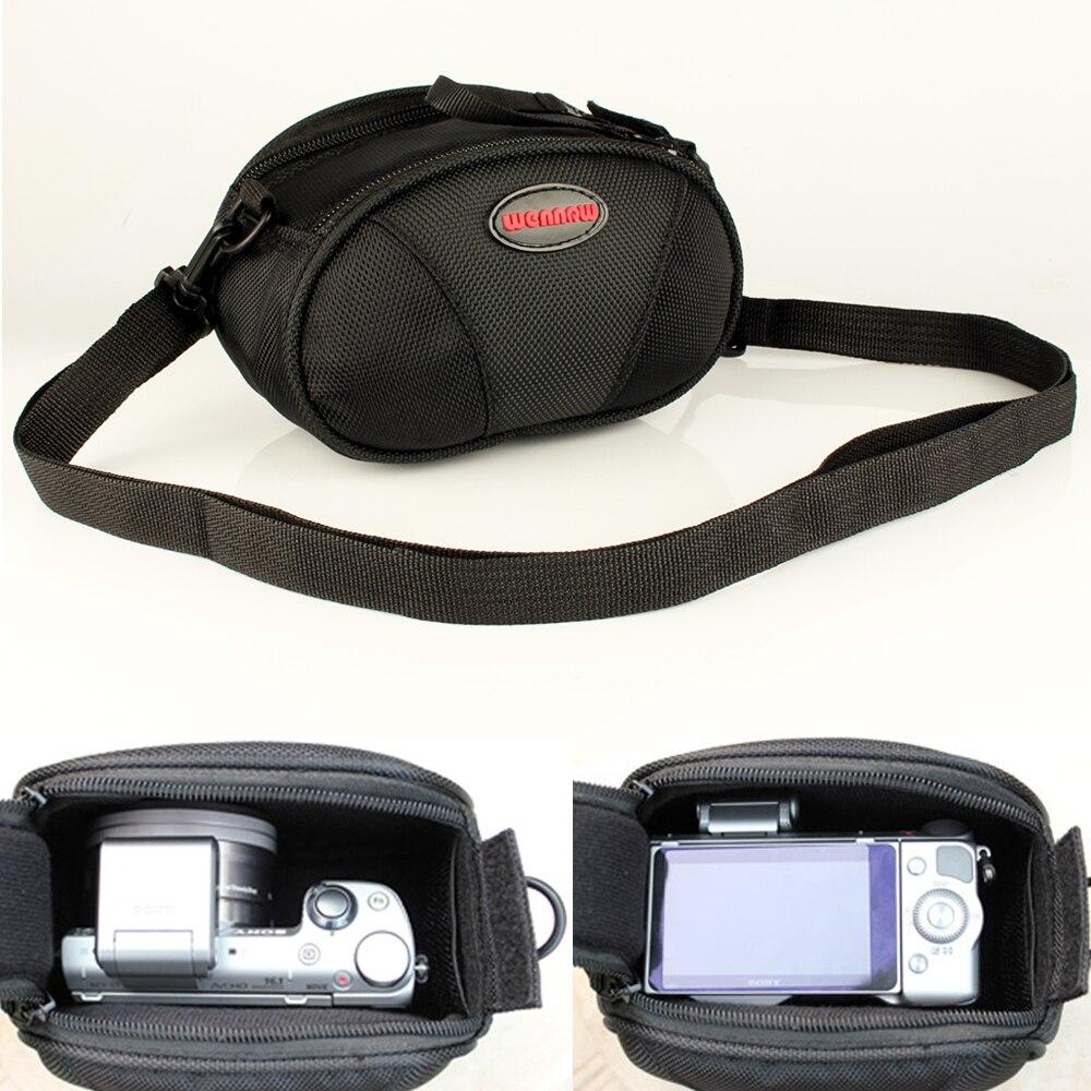 Digital Camera Bag Case For Sony DSC RX100M6 RX100M5 RX100 II RX0 DSC W800 DSC W830 DSC HX60 DSC