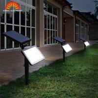 Promotion XINREE Dual Use Solar Motion Sensor Light Solar Lamp Flood Light 48LED Street Light Outdoor