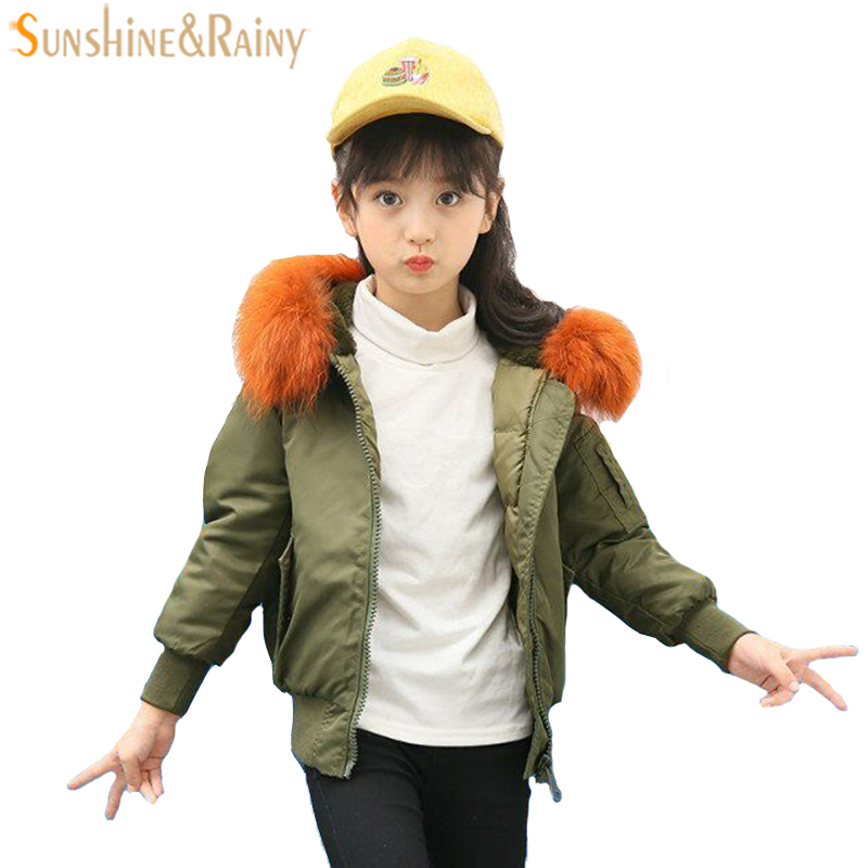 Winter Outerwear Girls Jackets White Duck Down Parkas Children Down Jacket Kids Clothes Jackets for Boys Coat 2017 Design children winter coats jacket baby boys warm outerwear thickening outdoors kids snow proof coat parkas cotton padded clothes