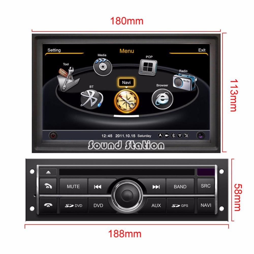 Aliexpress com buy l200 triton dvd gps for mitsubishi l200 triton car navigation multimedia radio bluetooth monitor usb 3g wifi tv audio video from