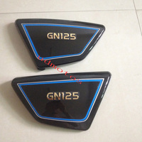1Pair High Quality Original Frame Side Covers Panels For GN125 Motorcycle Parts