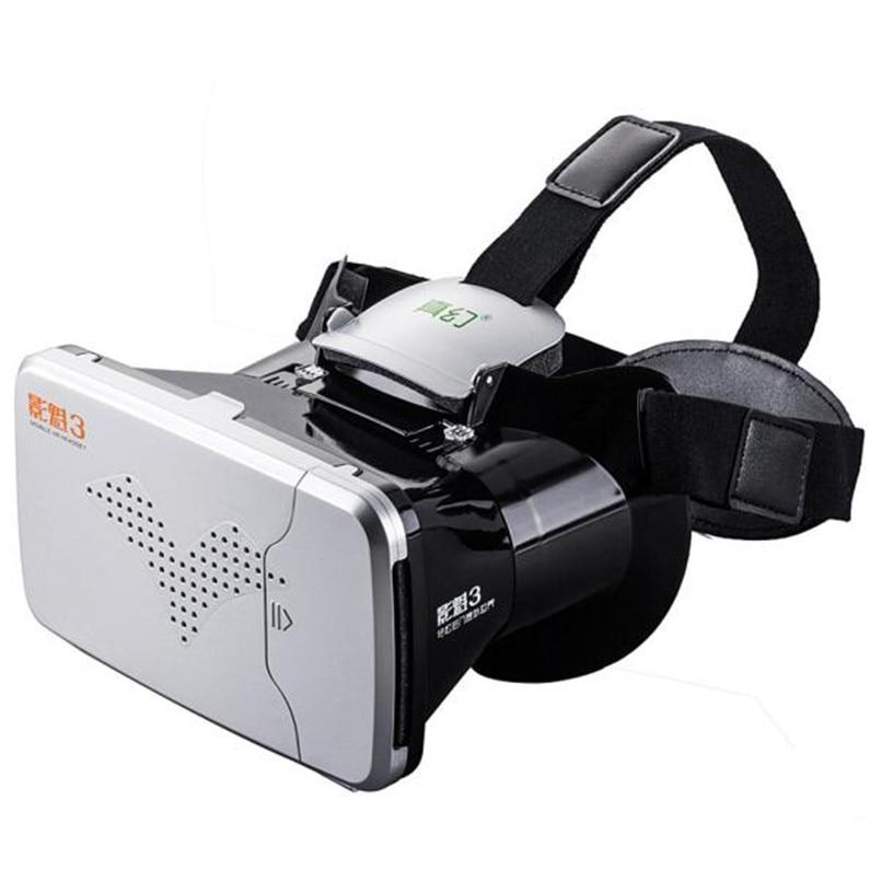 Nuevo Y de Alta Calidad de La Manera Google CAJA de Cartón VR Realidad Virtual G