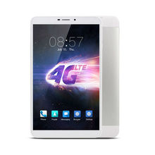"8 Pulgadas IPS 1280×800 Android 5.1 Tablet PC Tab Pad Quad Core 1 GB RAM 16 GB ROM de Doble Tarjeta SIM 4G LTE FDD TDD Phone Call 8 ""Phablet"