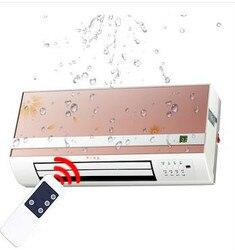 Darmowa wysyłka amfibia łazienka klimatyzacja typ pilota zdalnego sterowania grzejnik elektryczny gospodarstwa domowego