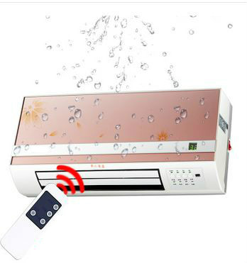Free shipping Amphibious bathroom air conditioning remote control type household electric heater 3000w electric heater high power air blower air heater for bathroom household industrial dryer hot air fans bgp 1403 03t