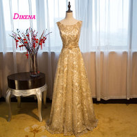 Elegant New Arrival Evening Dresses Sexy Bling Robe De Soiree 2017 Gorgeous Luxury Sweetheart A Line