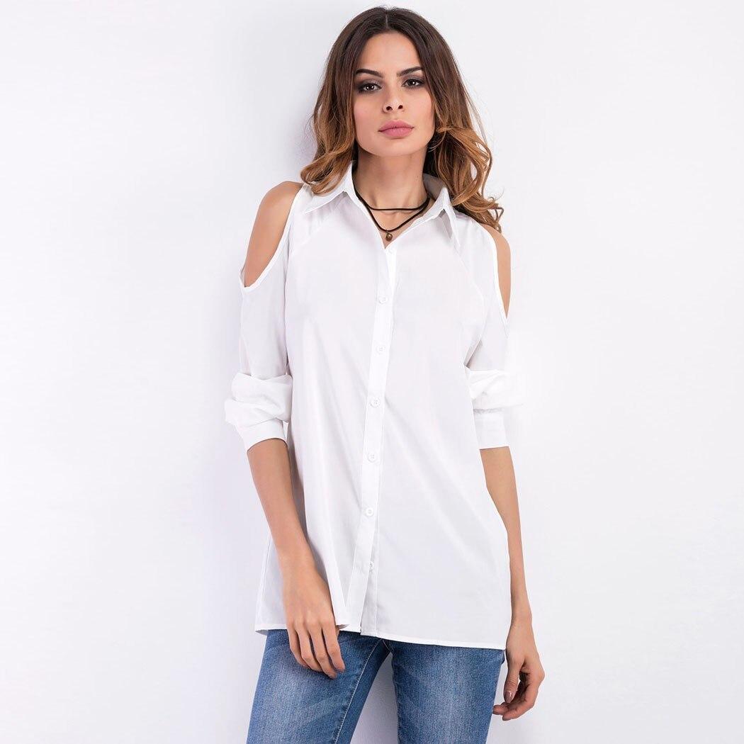 Popular White Button Down Shirt for Women-Buy Cheap White Button ...