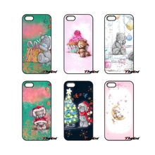 For iPod Touch iPhone 4 4S 5 5S 5C SE 6 6S 7 Plus Samung Galaxy A3 A5 J3 J5 J7 2016 2017 Tatty Teddy Me To You Bear Case Cover