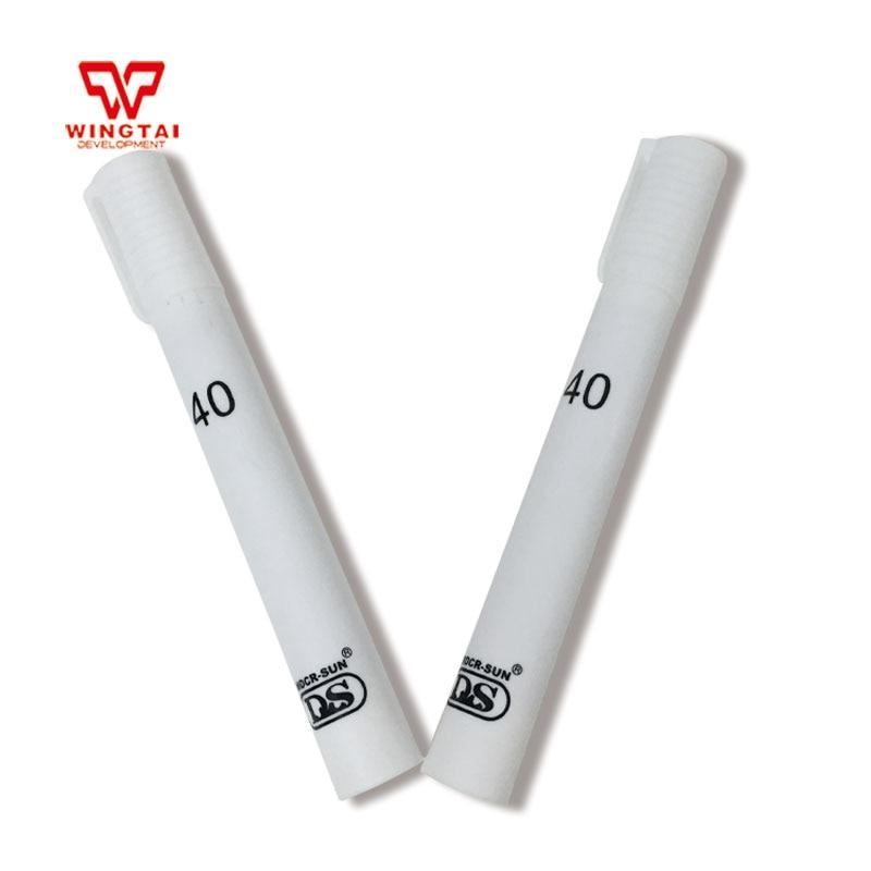 5 Pcs/lot 40dyne/cm Sweden MDCR-SUN Dyne Test Marker Pen