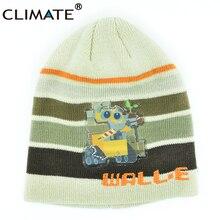 Dětská čepice s obrázkem robota WALL-E