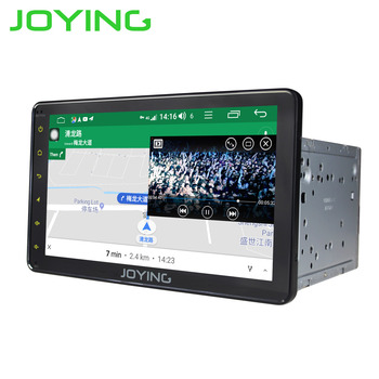 JOYING 2 din 8 Android 8 1 Car radio player Octa Core 4+64GB autoradio GPS  universal head unit forTo