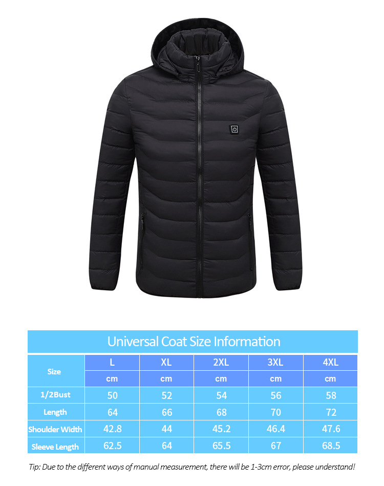 quente ao ar livre jaqueta sólida plus size m ~ 4xl