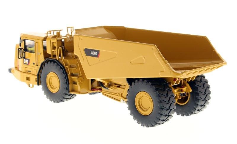 DM-85516 Cat AD60 шарнирный подземный грузовик