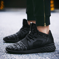 Brand Designer Men Casual Shoes Breathable Air Mesh Comfortable Shoes Zapatillas Hombre Deportivas Slip On Shoes