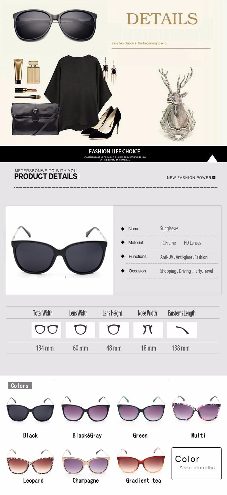 Elitera 2017 marka gwiazda styl luksusowe kobiet okularów przeciwsłonecznych kobiet ponadgabarytowych okulary rocznika zewnątrz okulary oculos de sol 3006 6