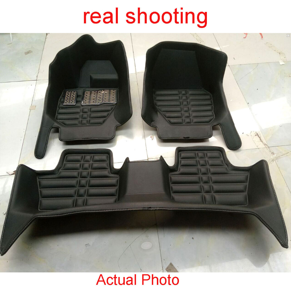 Floor mats x5 bmw - Car Styling Customed Xpe Car Floor Mats For Volvo S60l S80 S80l V40 V60 Xc60 Xc90