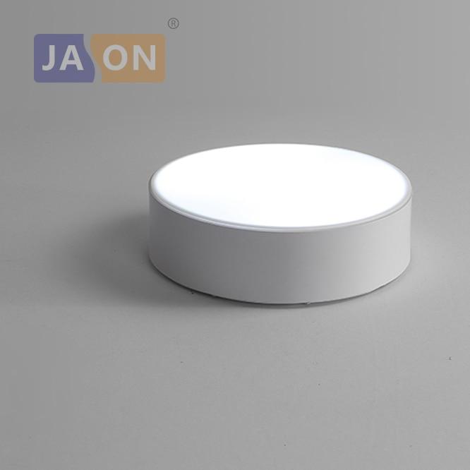 LED müasir akril lehimli qara ağ dəyirmi LED fənər.LED işıq. - Daxili işıqlandırma - Fotoqrafiya 6