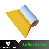 2pcs Window Film Tools Tube Rubber Squeegee Water Blade Decal Wrap Applicator 3 8 Inch Car
