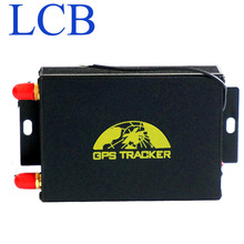 New Car Motorcycle Vehicle Truck SOS Geo-Fence Camera Speed Check ACC Alarming Real-Time GSM GPS GPRS Tracker GPS105A