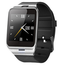 2016 Hot Smart Watches GV18 Smartwatch for android phone NFC Mp3/Mp4 player Pedometer Camera SIM Watch Phone Smart Android Watch