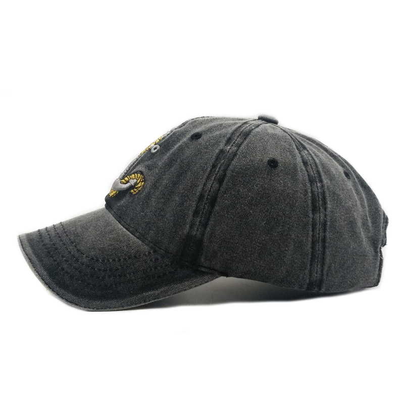 4c691ae64f9 JXGXSX 100% Washed Cotton Baseball Caps Men Airforce Hat Cap Embroidery  Casquette Dad Hat for Women Gorras Snapback Summer Caps-in Baseball Caps  from ...