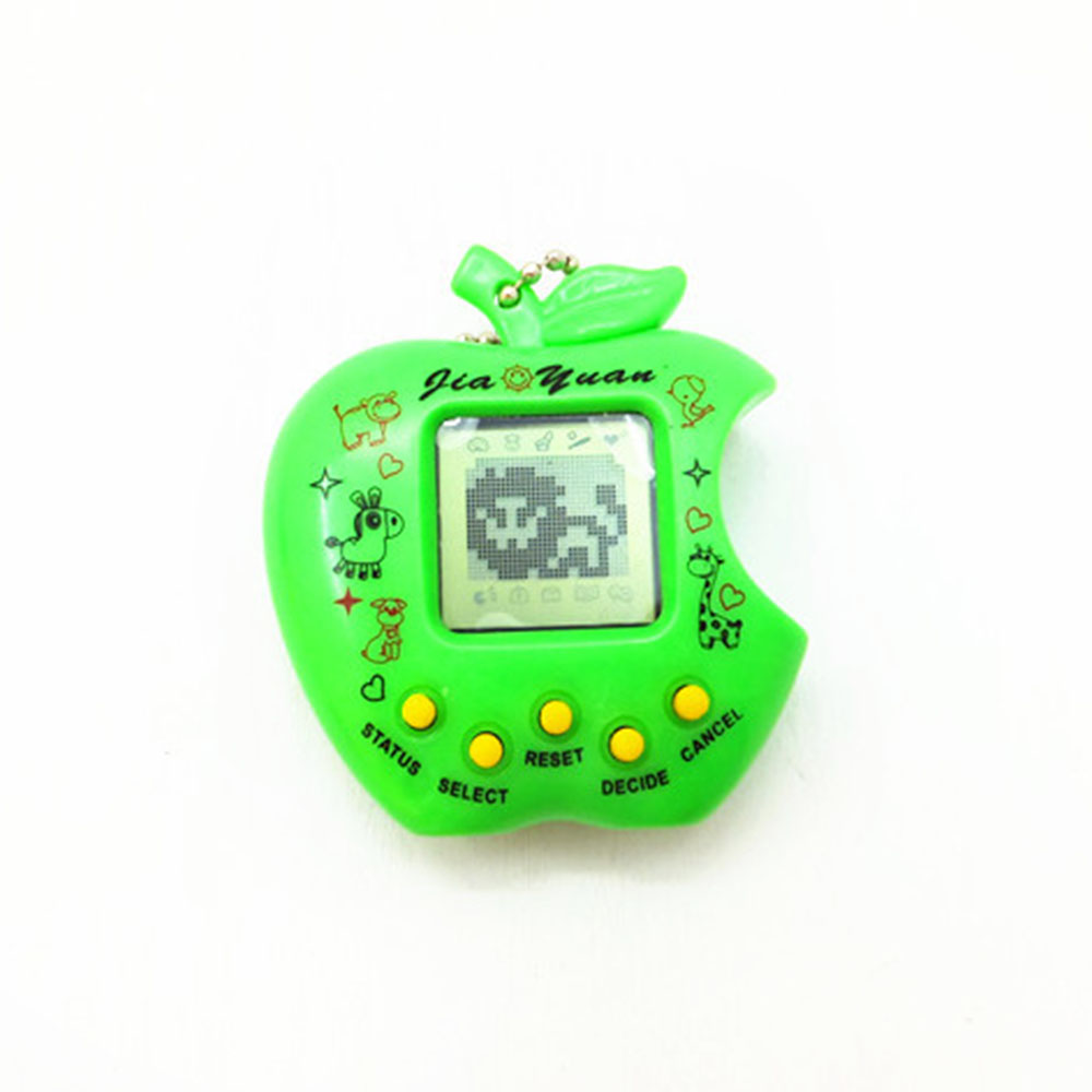 Virtual Cyber Digital Pets Electronic Tamagochi Pets 168 Pet In 1 Funny Toys Handheld Game Machine For Gift