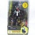 "NECA Marvel Legends Venom PVC Action Figure Collectible Modelo Toy 7 ""18 cm KT3137"