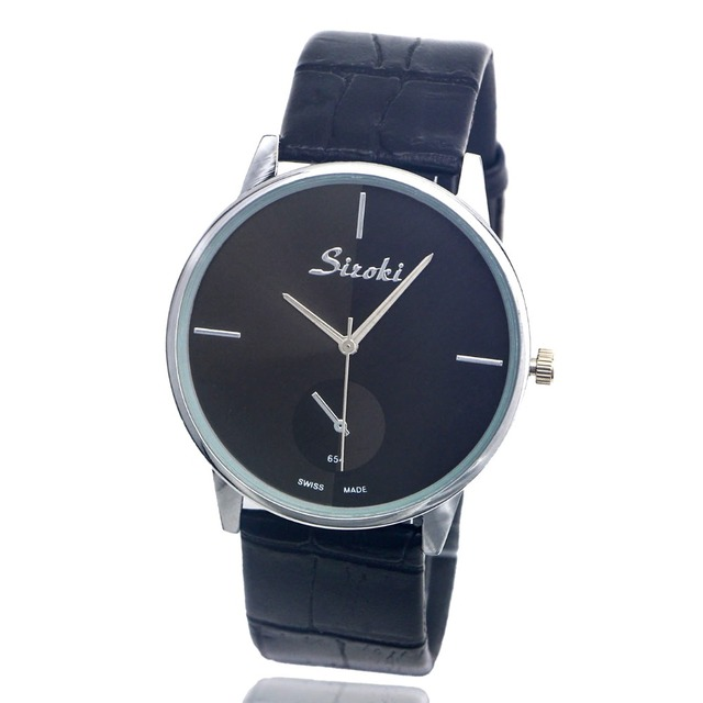 a91ab8e88c6 100pcs lot viser-654 new leather watch rose gold case watch simple dial  casual watch wrap quartz wristwatch for unisex wholesale