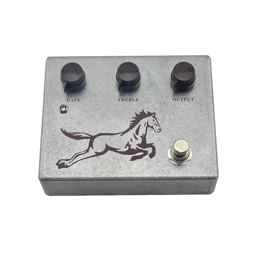 Guitar Professional Overdrive Boost Pedal Silver  Klon Centaur  for Electric Guitar true bypass Parts & Accessories diy klon overdrive pedal professional overdrive clone guitar effect pedal true bypass cr